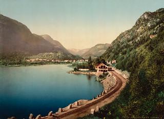 Dalen, Telemark, Norway, ca. 1897