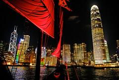 01_香港-夜 | by Isao Kawamura
