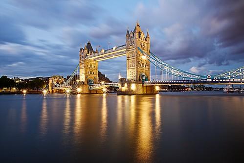 Tower Bridge   by Nanagyei
