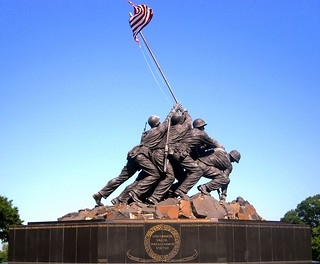 Iwo Jima Memorial | by NCinDC