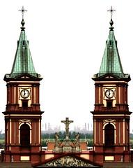 Dvě věže / Two Towers