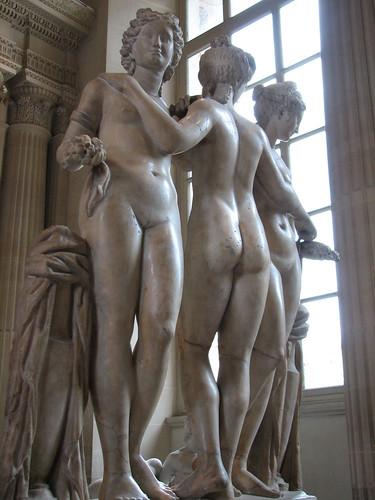 Louvre, Paris, Franca | by screamyell