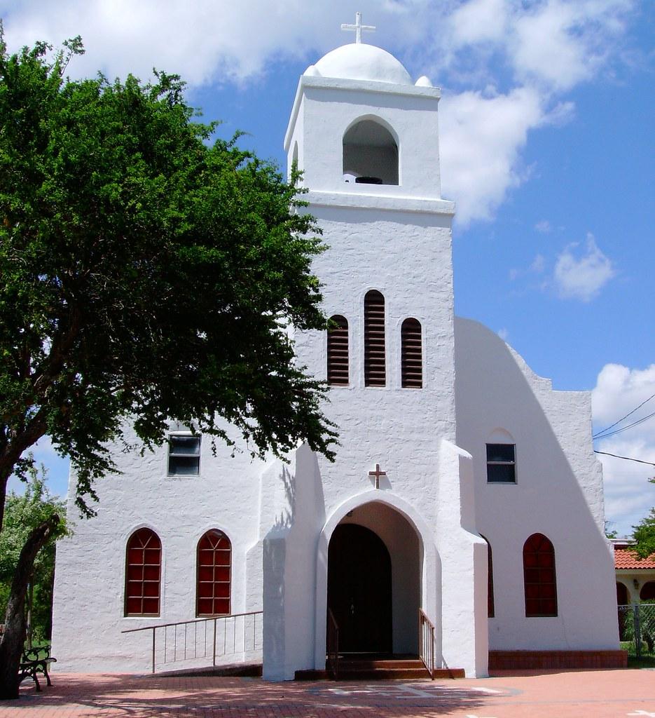 Saint Helen Catholic Church (Rio Hondo, Texas) | This lovely