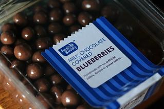 FrEasy Milk Choc Blueberries | by Miss Shari