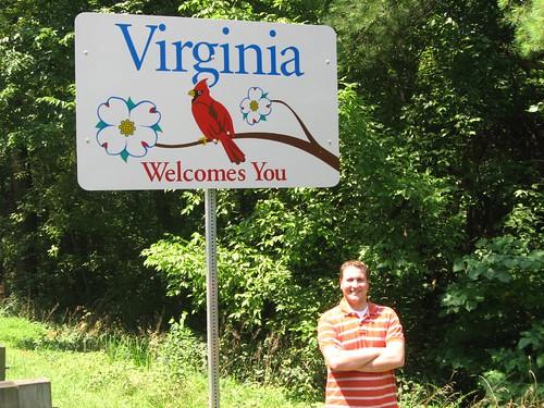 Ken, Welcome to Virginia, U.S. 340