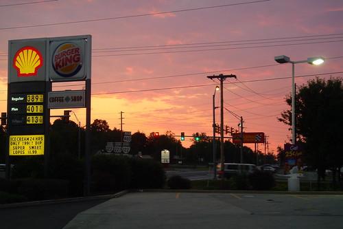 station price sunrise bedford virginia high sony shell cybershot gas va gasoline dsct1
