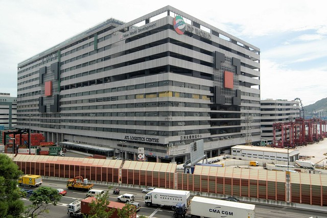Hong Kong - ATL Logistics Centre