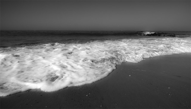 Surf - Black and White