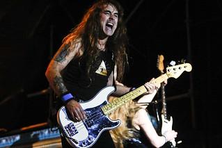 Iron Maiden en Costa Rica   by adels