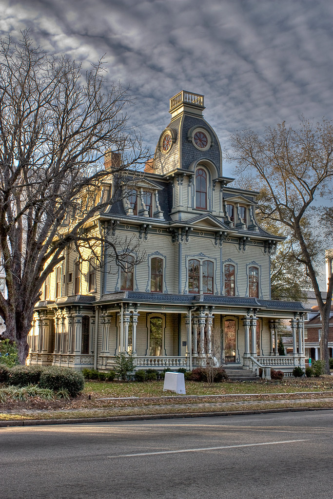 Fabulous Old House In Raleigh Nc Beautiful Pieces Of American Hist Download Free Architecture Designs Rallybritishbridgeorg