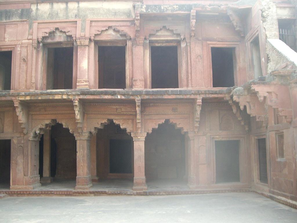 Image result for agra fort harem