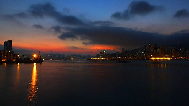 Hong Kong - Dawn