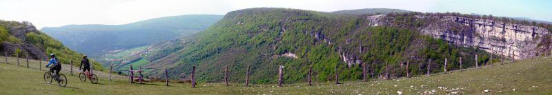 Panorama Balcon Pilatos