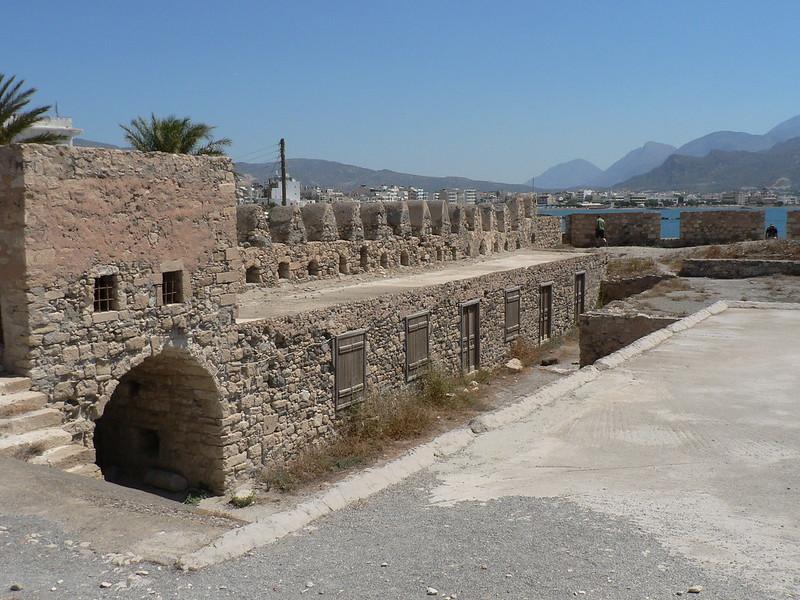 Venetian fortress, Ierapetra