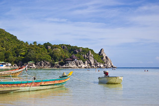 Tropical Koh Tao | by gumuz