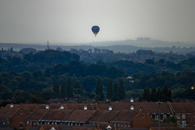 Last Balloon Ride Of Summer