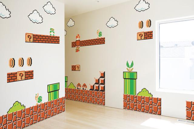 Nintendo - Stickers Super Mario Bros  | stickboutik | Flickr