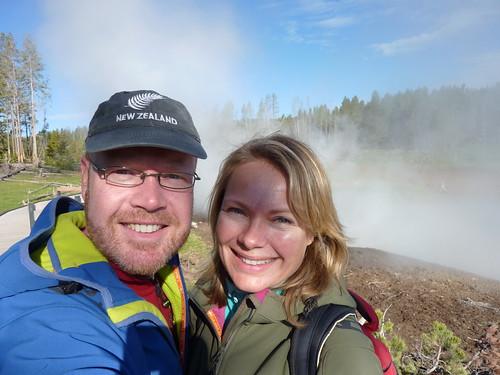 Yellowstone NP - Mud Volcano - 3