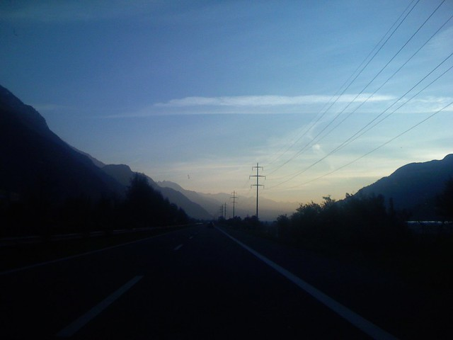 Traveling to Valais