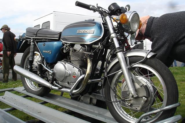Benelli 650 S