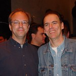 Sat, 17/11/2001 - 12:53pm - Marquee members talk with John Hiatt after his exclusive performance for WFUV