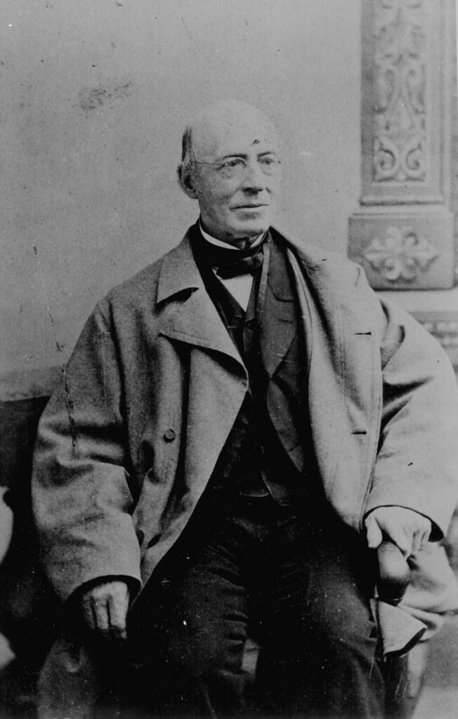 offizieller Laden große Vielfalt Stile akribische Färbeprozesse William Lloyd Garrison | William Lloyd Garrison, three-quart ...