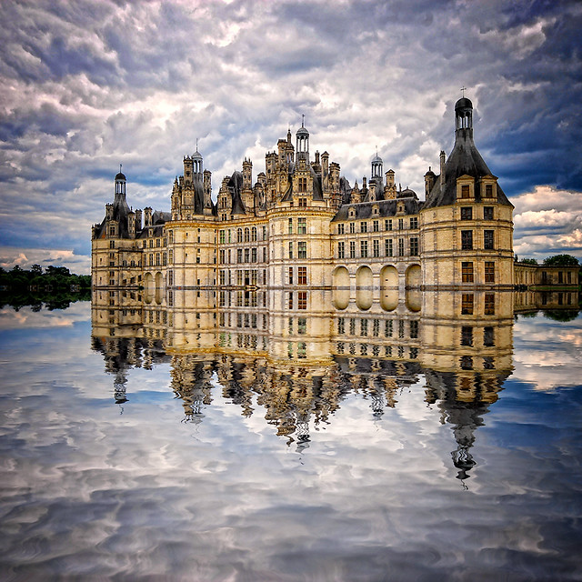 Chambord Dream Thank You All For Your Visits And Comments Flickr