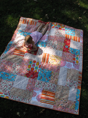 quilt -- finally done! | by amelia studio