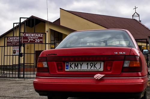 Pojazd grabarza? / Gravediggers vehicle?   by Rrrodrigo