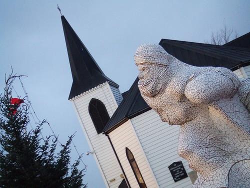 The Norwegian Church.