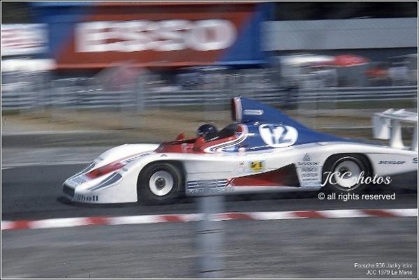 24 Heures du Mans 1979 Porsche 936