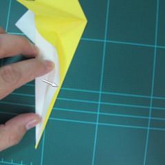 วิธีการพับกระดาษรูปม้าน้ำ (Origami Seahorse) 020