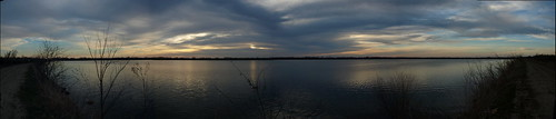 sunset lake water texas olympus greenville greenvilletexas huntcounty e410 gtowneric