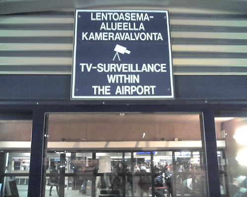 Sign above the Kittila Airport | by justin