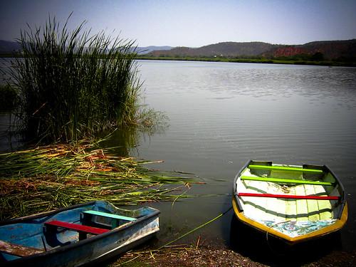 Laguna de Epatlán - Puebla