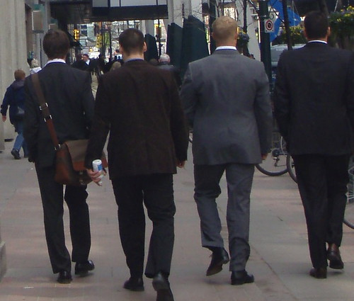 Four Business Men | by PinkMoose