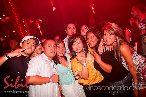 Los angeles asian clubs