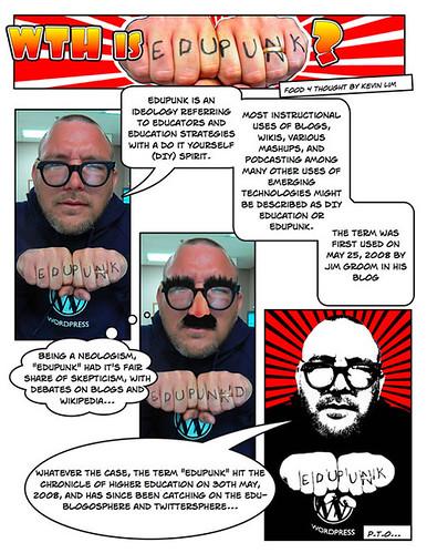 Comic: WTH is EduPunk? | by inju