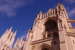National Cathedral (Washington DC)   by ~MVI~ (warped)