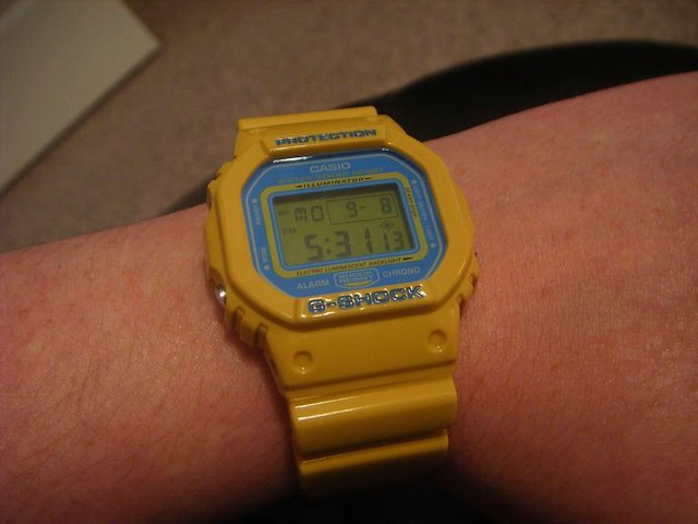 36bfca9d39f New G shock (DW5600CS-9) | i love this new watch!! | Flickr