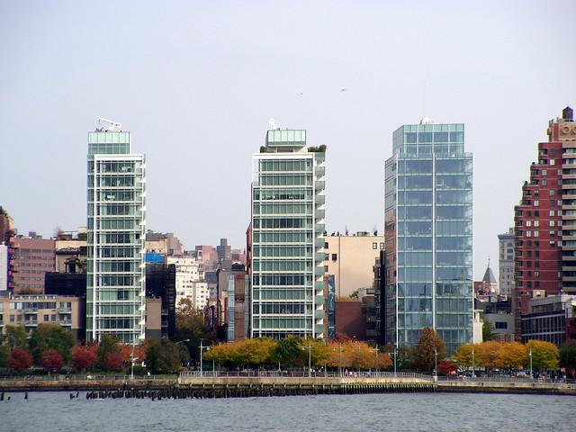 Richard Meier - NYC - facade
