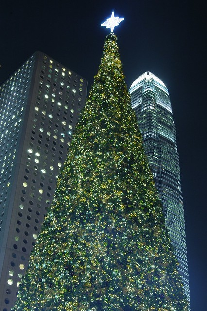 Hong Kong - Christmas Tree