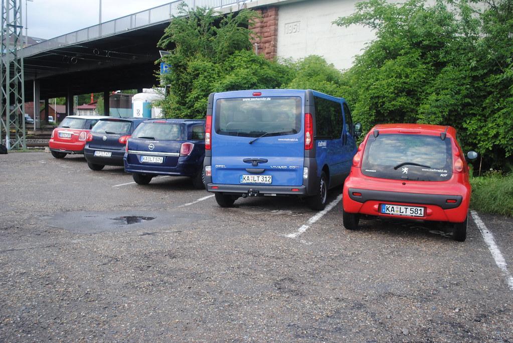 Stadtmobil Pforzheim