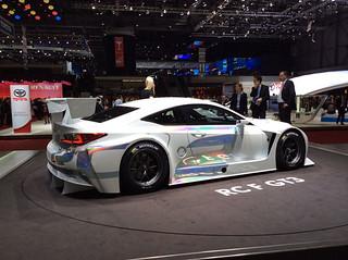 LEXUS RC  F 350 Sport & GT3