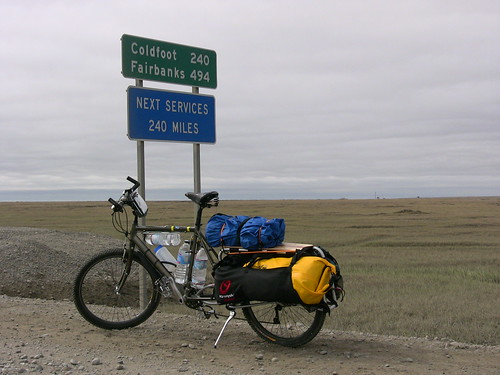 Xtracycle in the Artic | by gorgasave