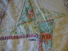 """Grandma"" Martha Smidt's Quilt"