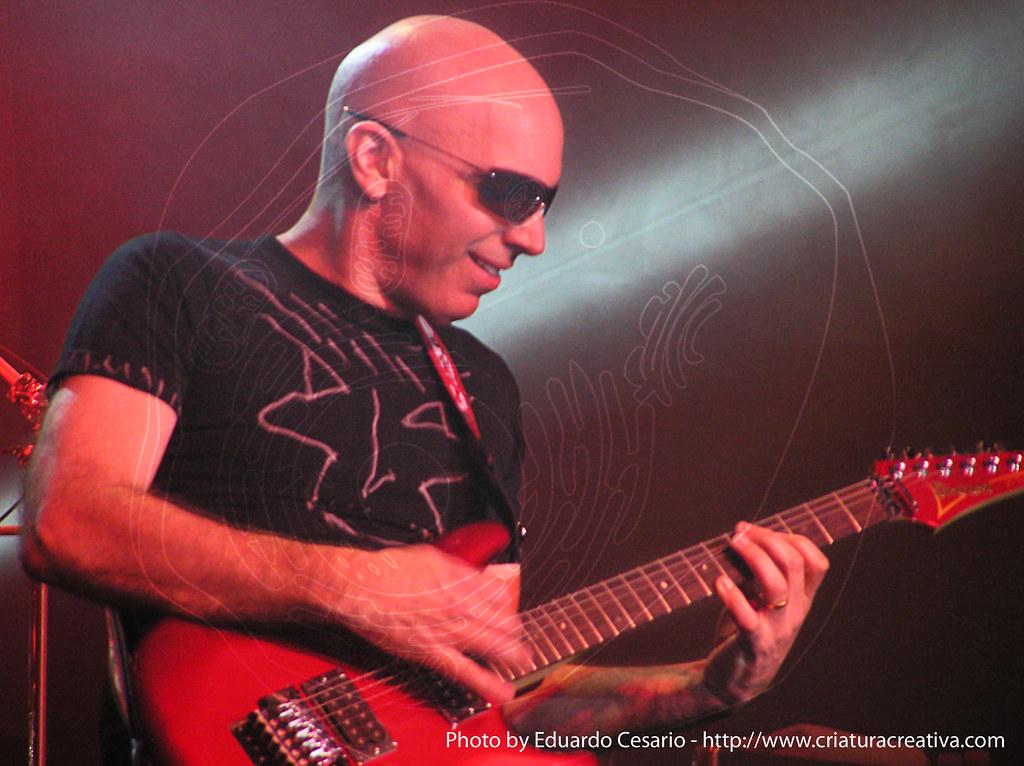 Joe Satriani en Obras, Buenos Aires