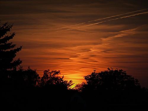 sunset viewoutofmywindow rinteln colourartaward