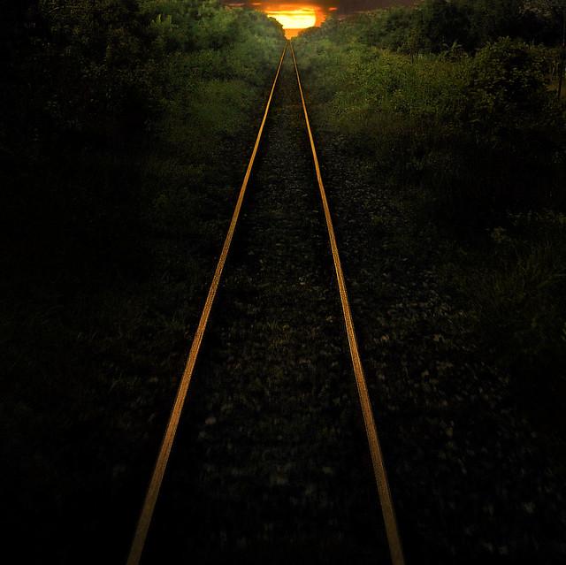 Overnight train to Laos