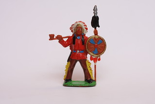 Indianer Figur | by ReneS